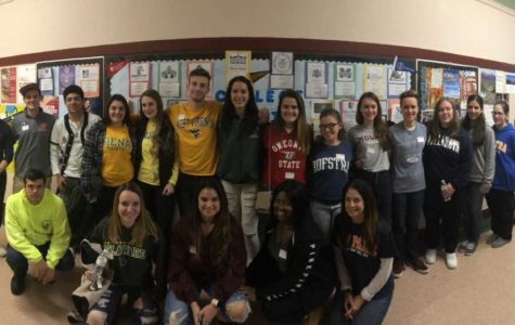 Alumni Day at East Rockaway High School