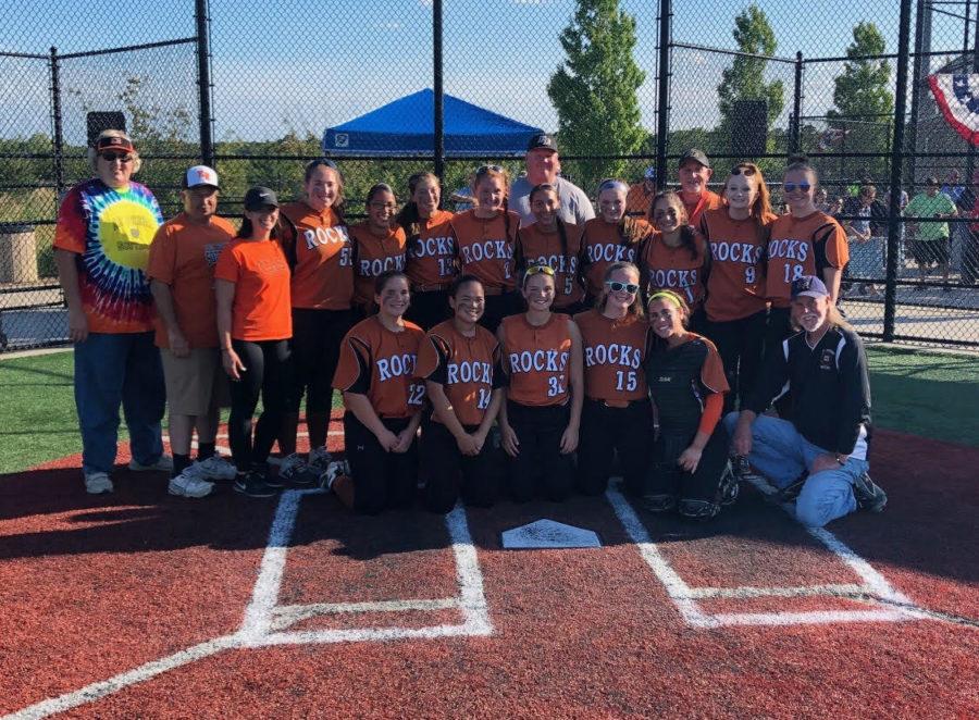 Girls' Softball Continue Their Winning Ways