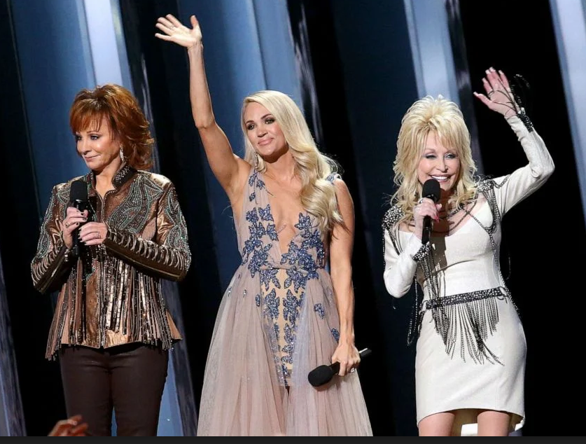 Women+Rule+the+Country+Music+Awards%21