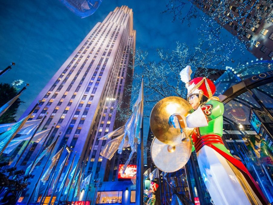 Christmas+in+New+York