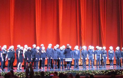 Senior Chorus and The Radio City Christmas Spectacular