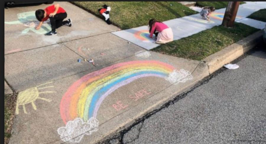 Hope+in+Chalk+Art
