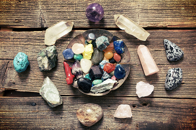 """A Beginner's Guide to Crystals"""