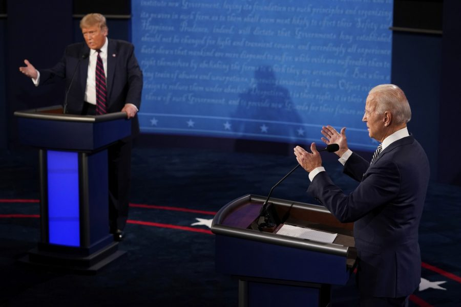 Election Day Thoughts: Commentary on the Final Presidential Debate