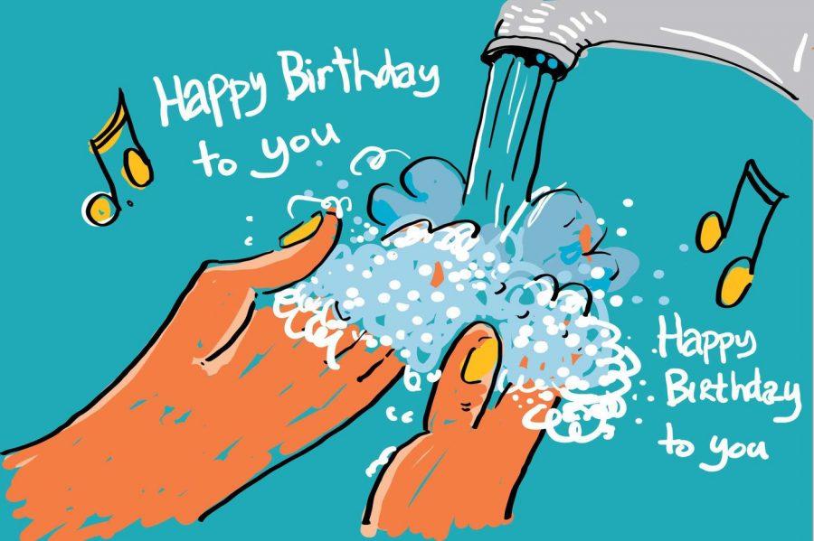 Happy Birthday, Coronavirus.