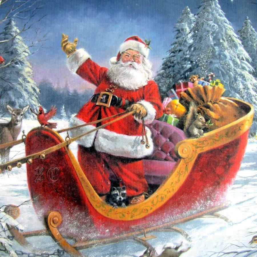 The+History+of+Santa+Claus