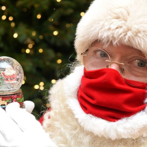 """Is Santa Claus Immune to the Coronavirus?"""