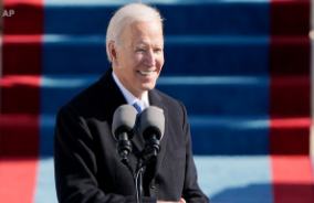 From Stuttering to Governing- President Biden's Road to Overcoming a Speech Impediment