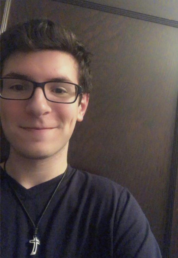 Senior Spotlight: Nicholas Pannullo