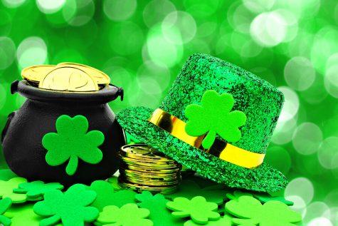 """Celebrating St Patrick"
