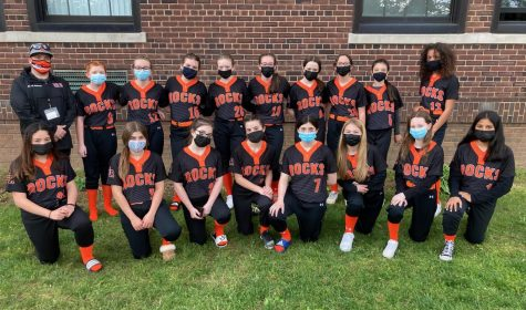 A Play by Play of the ER JH Softball Team