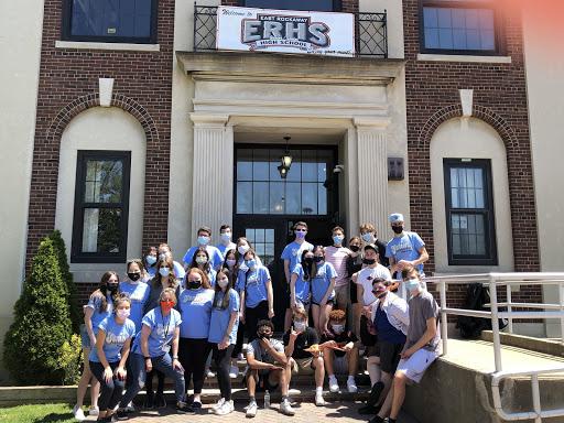 ERHS Hosts Senior Fun Day